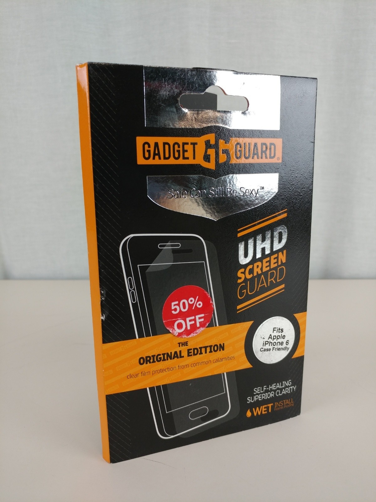 Gadget Guard Original Edition HD Screen Protector iPhone 6