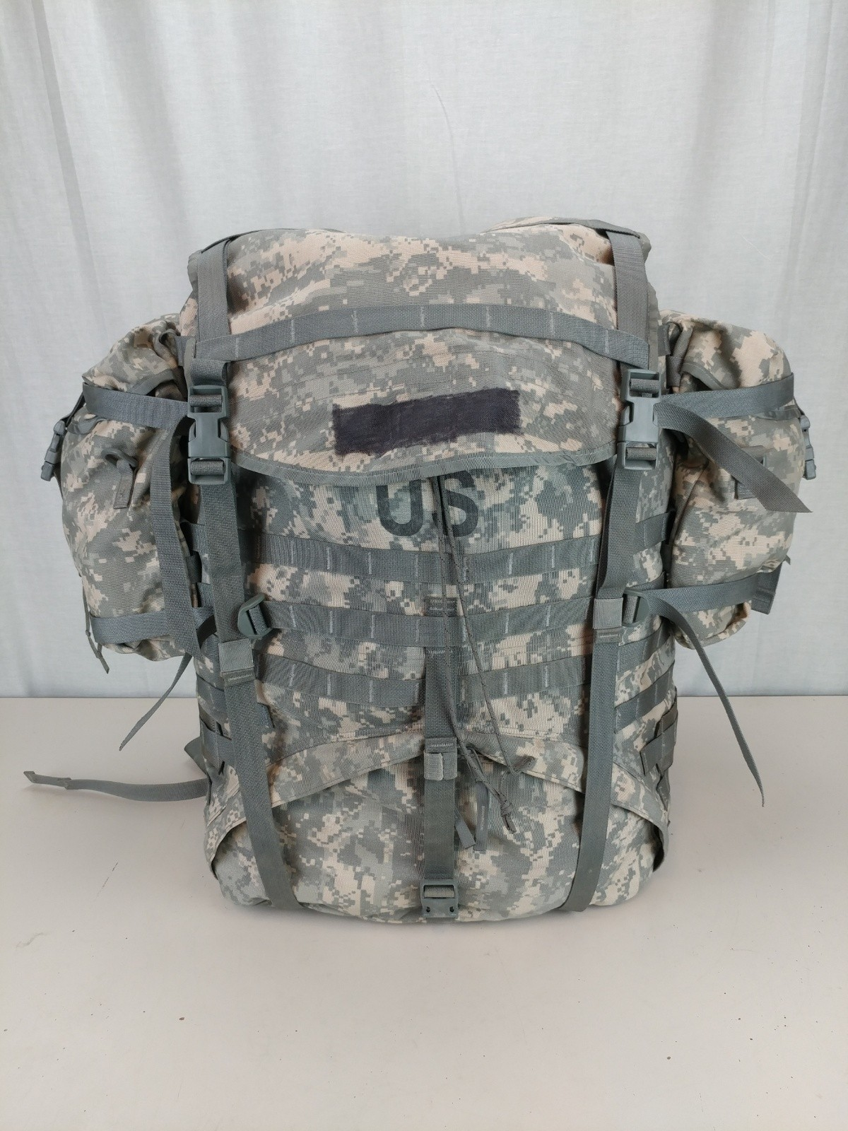 US Military MOLLE II Large ACU Rucksack Field Pack Backpack