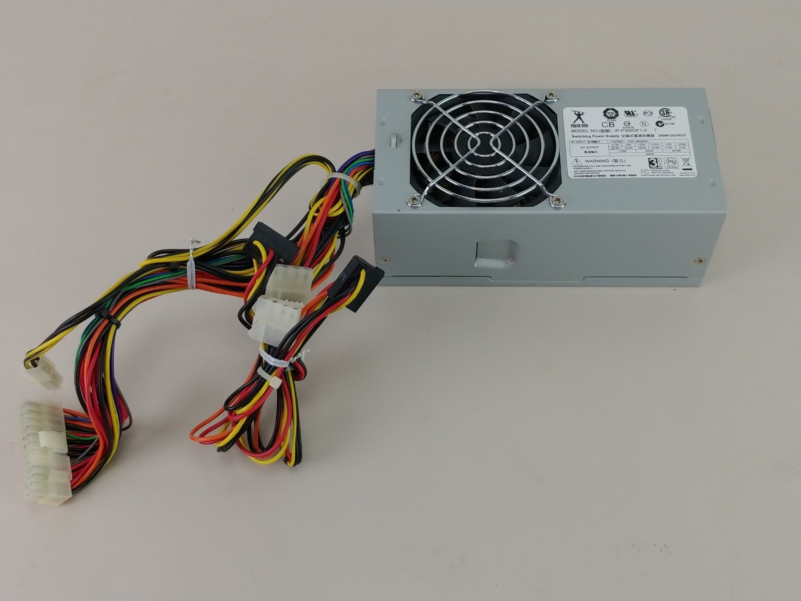 Powerman IP-P300DF1-0 300 Watt TFX Power Supply