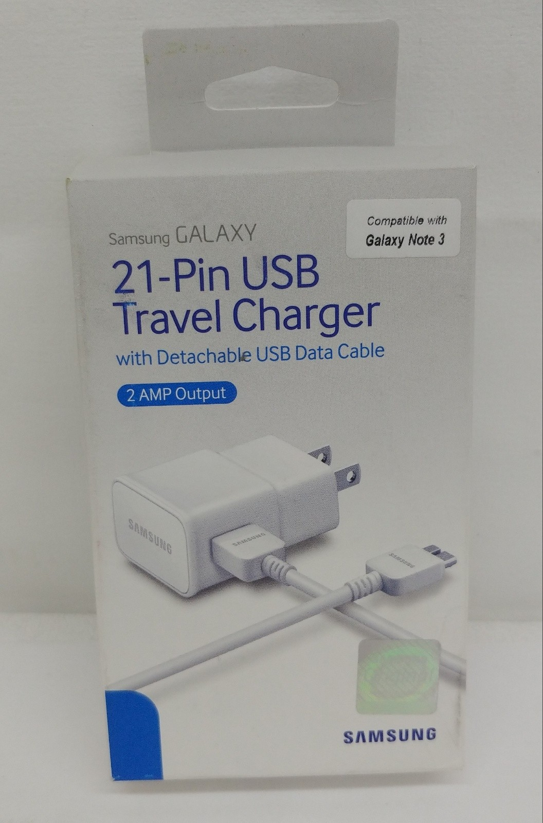 Samsung 2 Amp 21Pin USB Travel Charger for Galaxy Note 3, S5