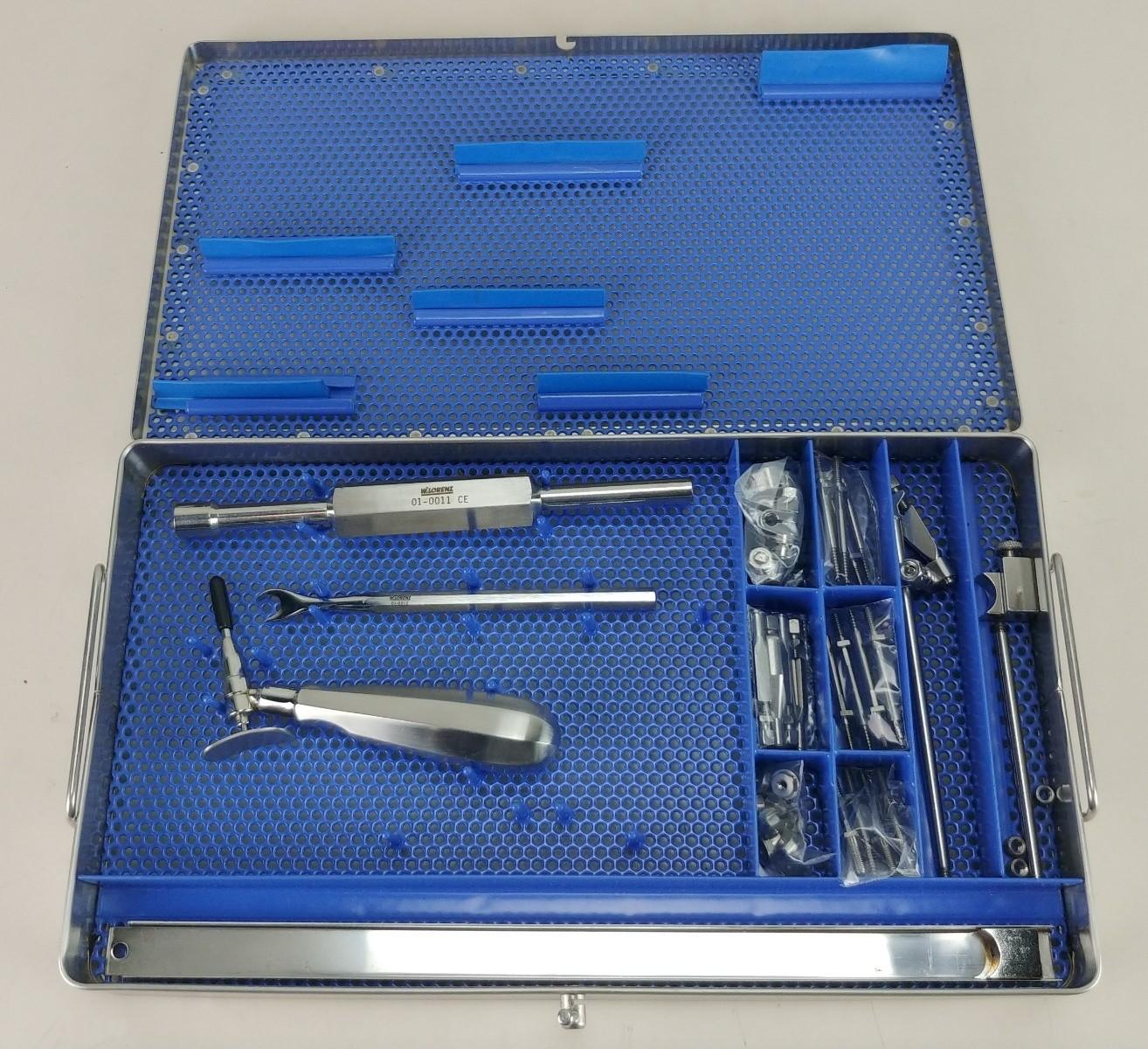 NICE W. Lorenz BI-Phase Pin Fixation Kit