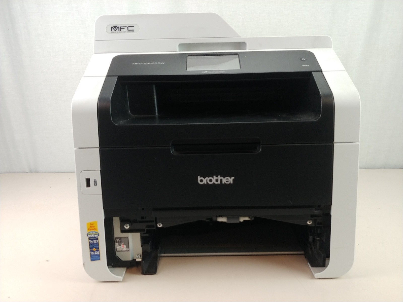 Brother MFC-9340CDW All-In-One Color Printer For Parts