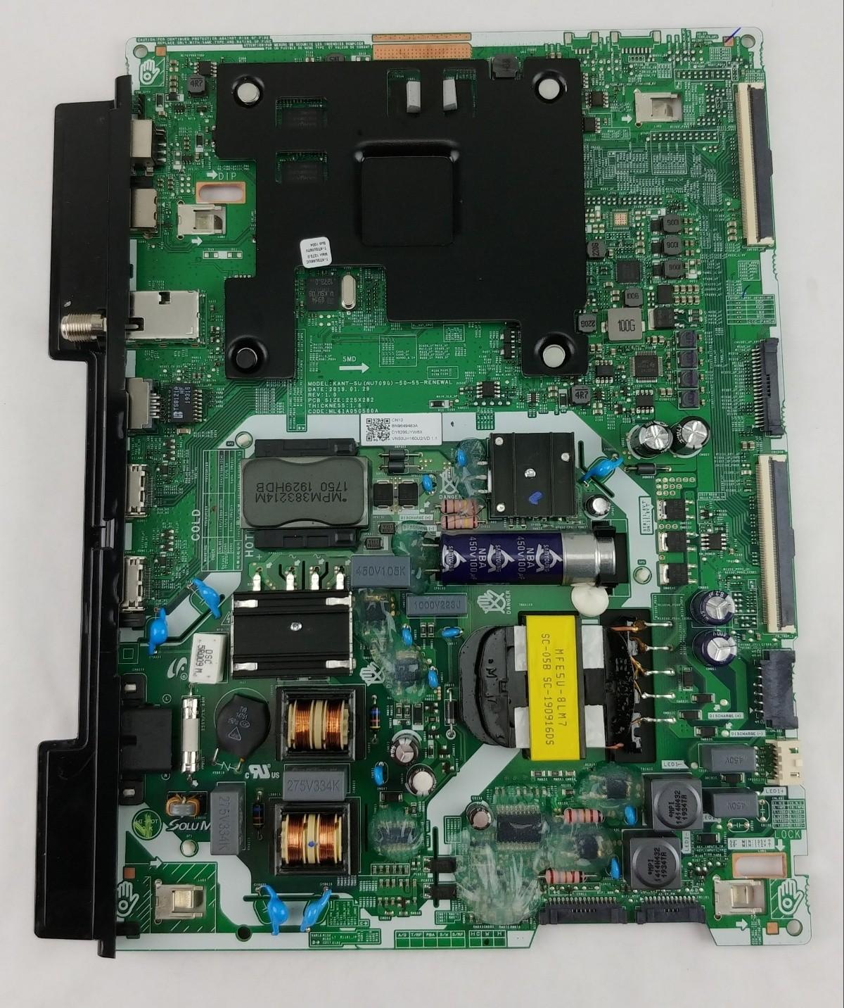 Samsung UN50NU6900F Main Board (VN50UH160U2/VD) BN96-49483A