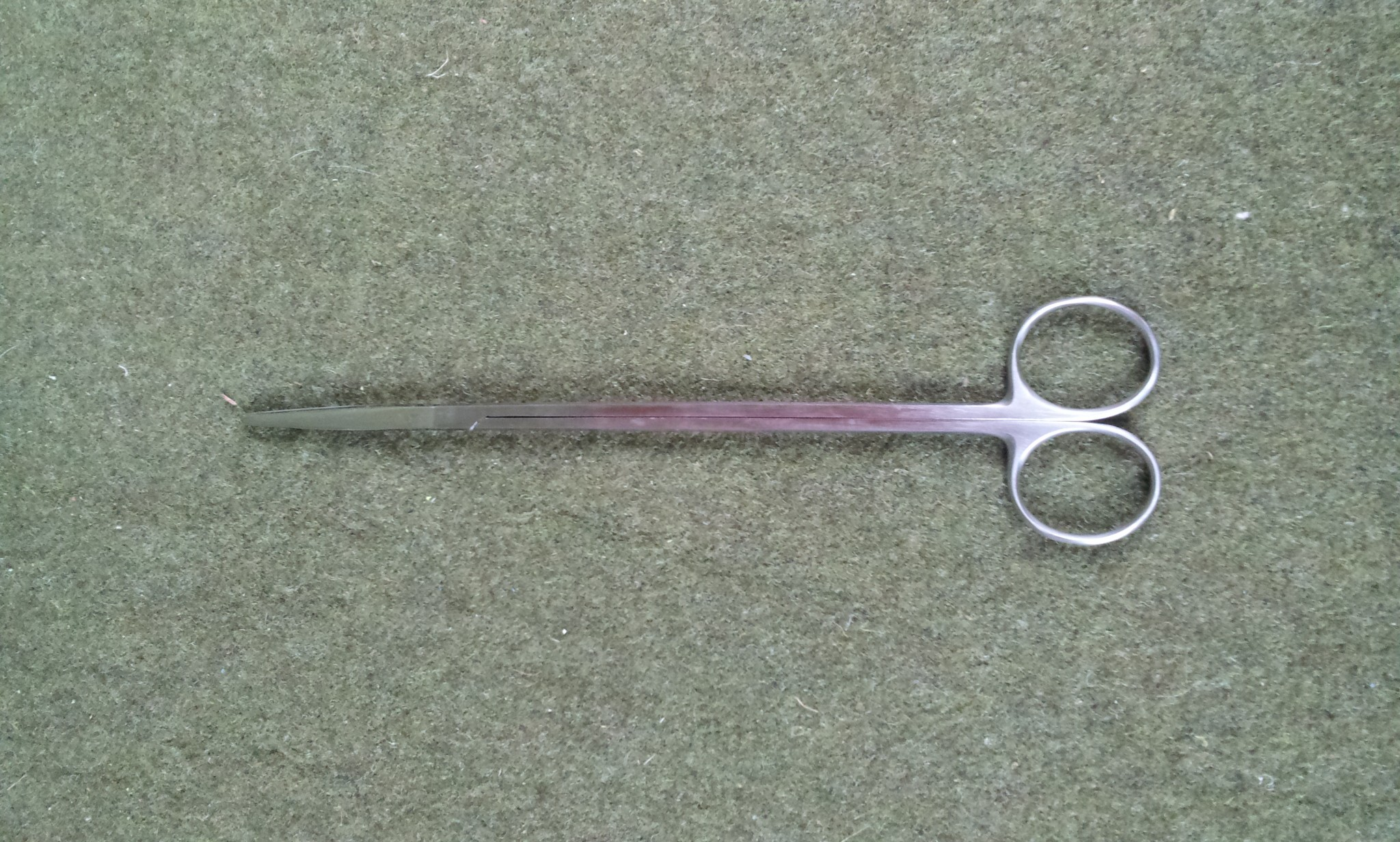 AP Nelson Lung Dissecting Straight Scissors 9""