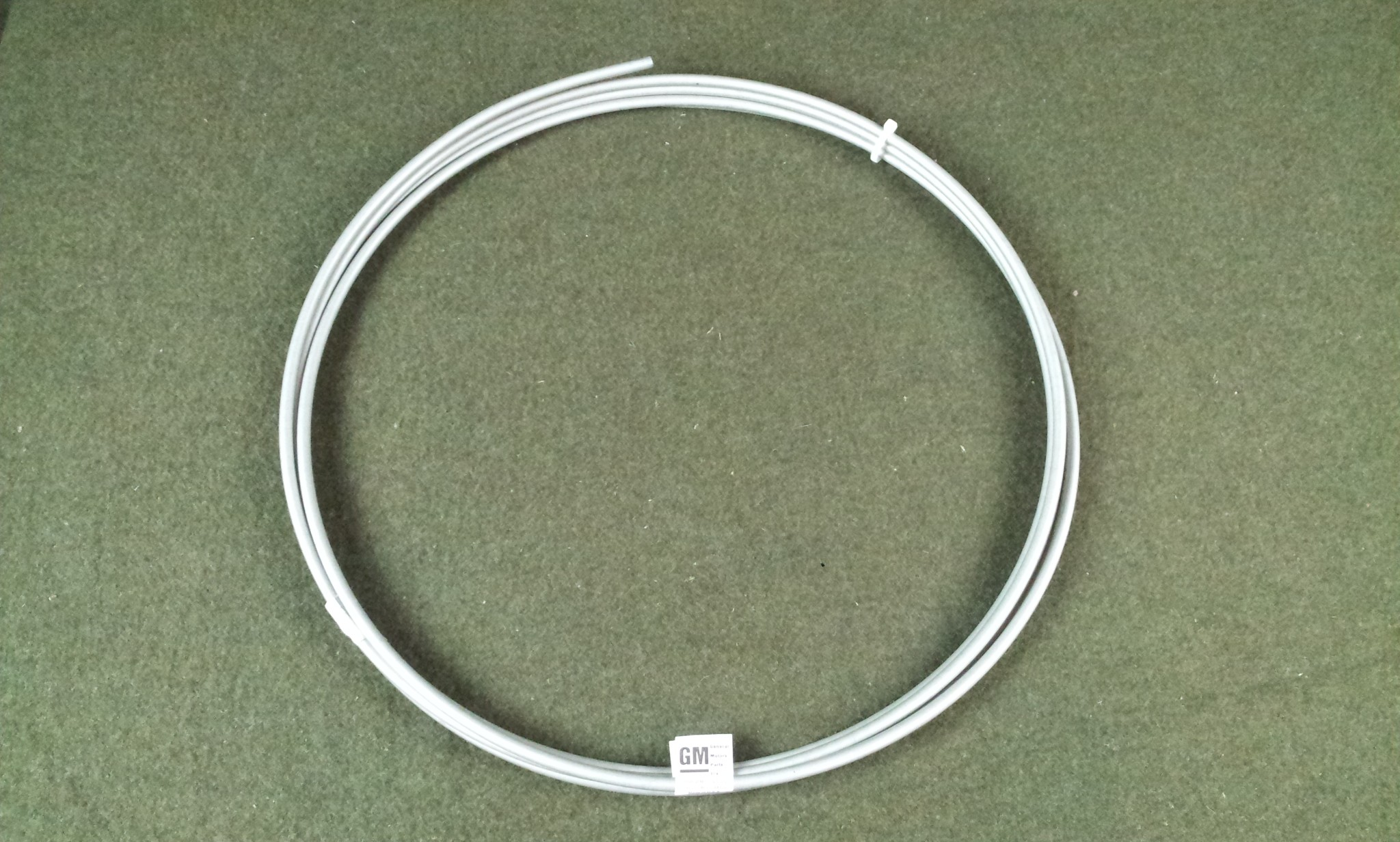 GM OEM Tubing 12548430 New 16' Length for Hydraulic Brakes and