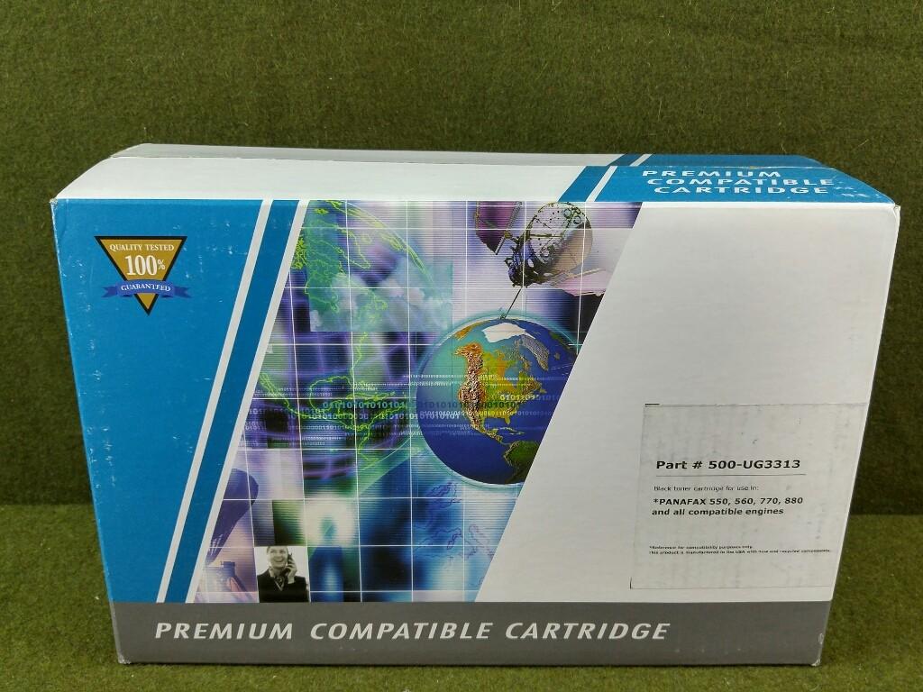 Panasonic Panafax 550 560 Compatible Toner Cartridge 500-UG3313