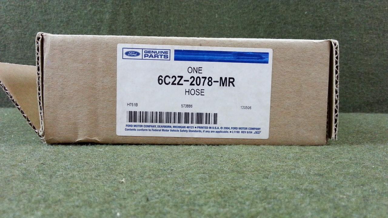 New OEM 05 06 07 Ford E150 E250 6C2Z-2078-MR Front RH Brake Hose