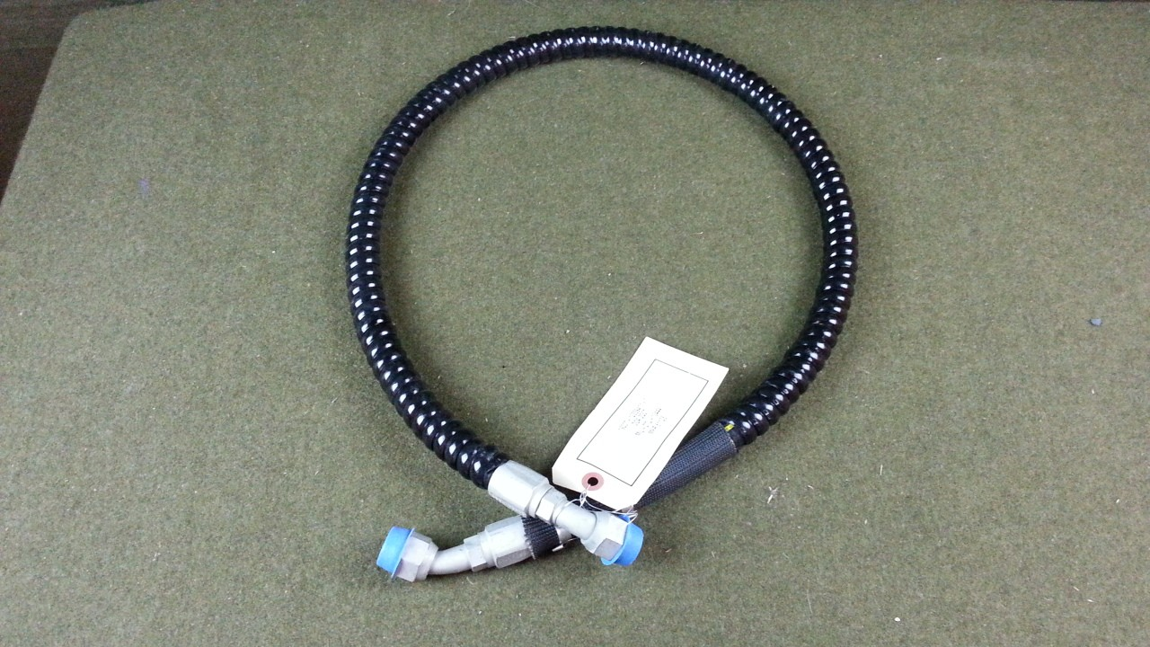 MIL-DTL-13444 Low Pressure Hose For The 1 1/4-TON (Hmmwv) NEW