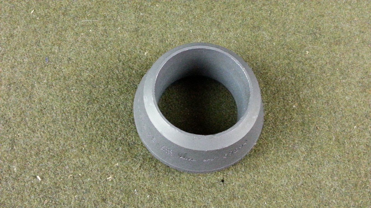 Universal Unthreaded Forged Steel Anvilet Buttweld 36-8 x 2