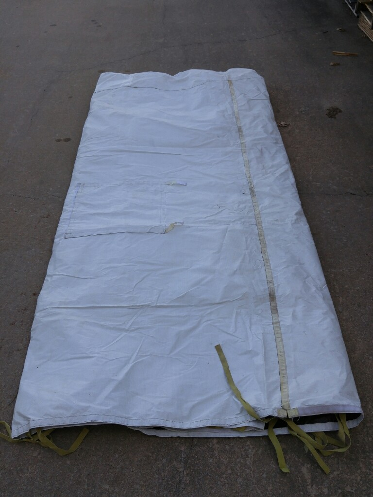 TEMPER Tent End Section Liner (Temperate) 8340-01-186-3022 & Tent End Section Liner (Temperate) 8340-01-186-3022