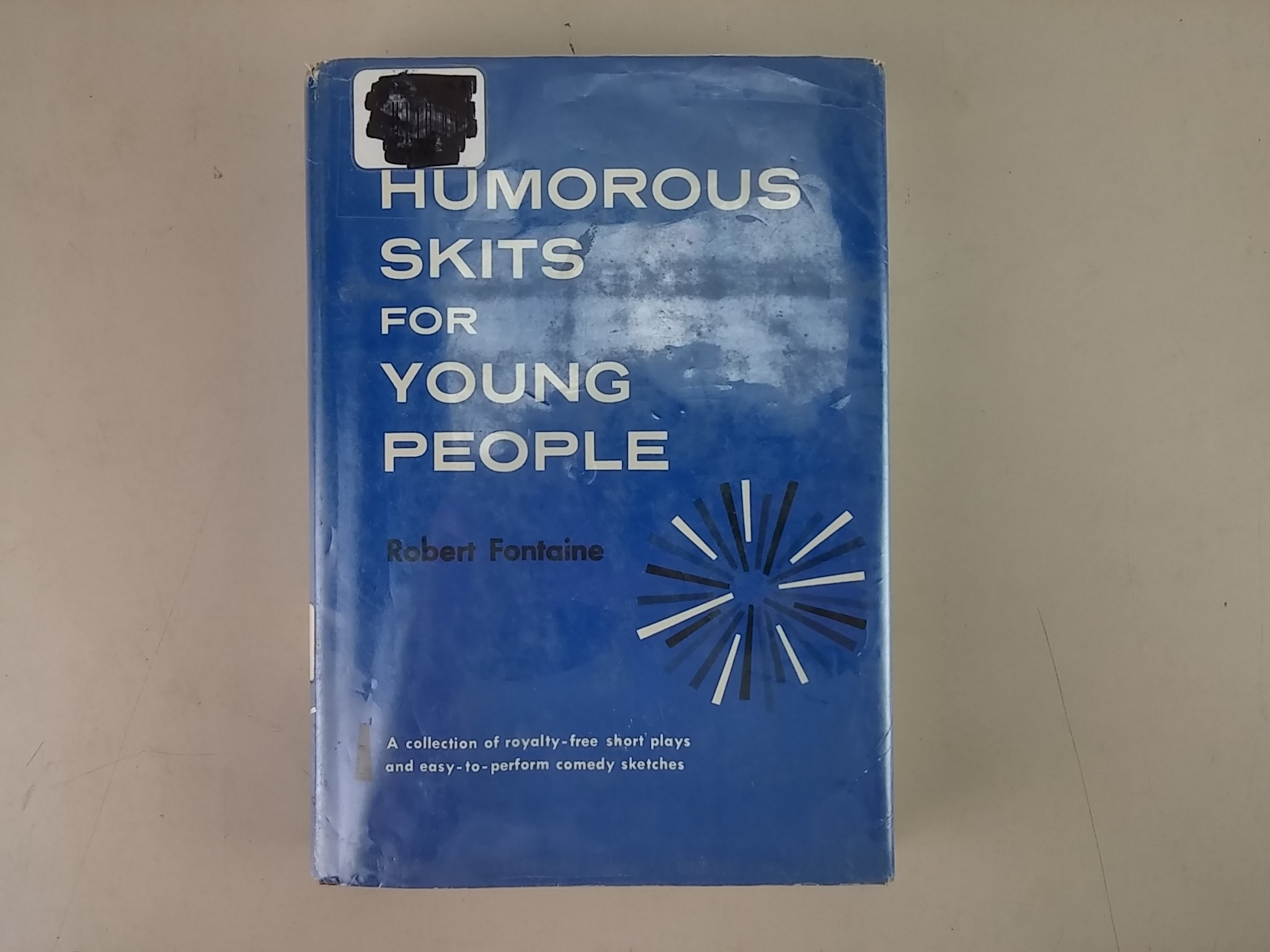 Humorous Skits for Young People