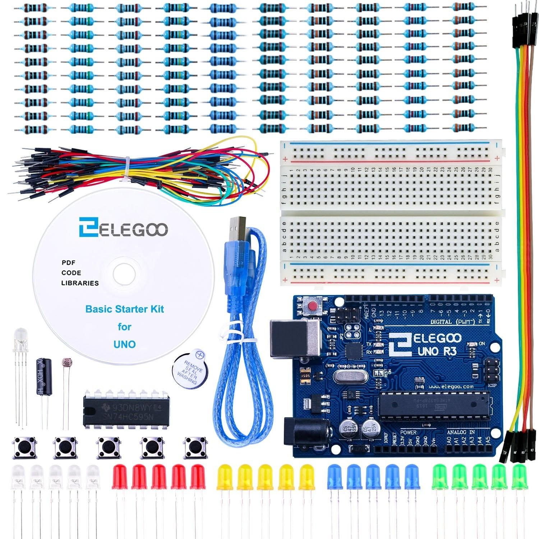 ELEGOO UNO Project Basic Starter Kit