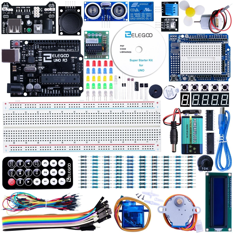 ELEGOO UNO R3 Project Super Starter Kit