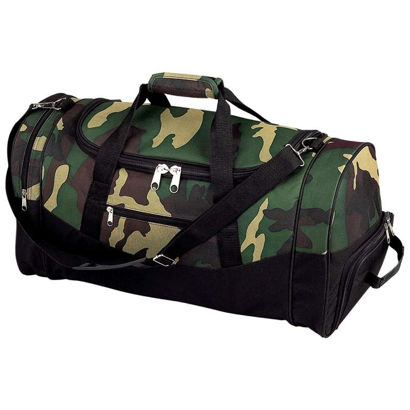"""Extreme Pak™ Camouflage Water-Resistant 23"""" Tote Bag"""