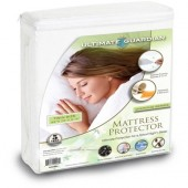 Ultimate Guardian Lab Tested 100 Percent Bed Bug Proof Mattress Protector FULL