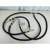 AeroQuip Low Pressure Hose Assembly & Parker Fittings