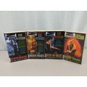 4 Vicki Pettersson Paperback Books City of Souls, The Touch of Twilight & More