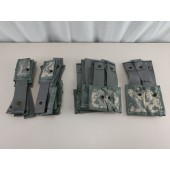 New US Military Grenadier Pocket Set 40MM MOLLE ACU Universal Camo 18 Pouches