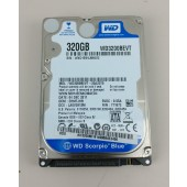 "Western Digital Scorpio Blue WD3200BEVT 320GB 5400 RPM 8MB SATA 2.5"" Internal Notebook Hard Drive"