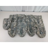 9 Fair USGI ACU MOLLE Entrenching E-Tool Cover Utility Pouch