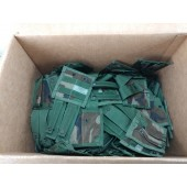 50 NEW MOLLE Woodland Camo 40MM Pyrotechnic Pocket Double Pouch