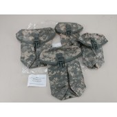 MOLLE ACU Saw Gunner 4 Pouch Set  Two 200  Two 100 Round Pouches