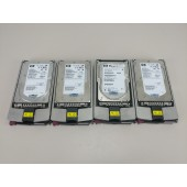 "4 HP 3.5"" 146GB 10K / 15K U320 SCSI Hard Drives & Caddy"
