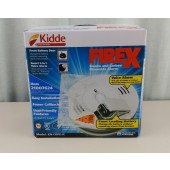 Kidde 120-Volt Hardwired  Smoke and Carbon Monoxide Alarm with Battery Backup
