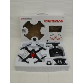WonderTech Meridian 2.4G R/C Gyro Drone 0.3MP For Parts or Repair