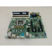HP Z230 SFF Motherboard & 4 GB Ram 698114-001
