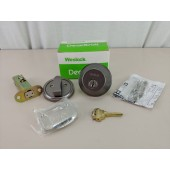 NEW Weslock 00371-P-PSL23 Weathered Pewter Deadbolt