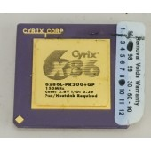 Cyrix 686 6x86L-PR200+GP 150MHz CPU Processor