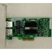 Used Server Dell 0X3959 Dual Port Intel Gigabit Nic PCI-E card