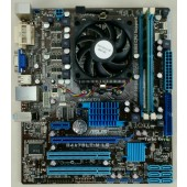 Asus M4A7BLT-M LE Athlon II x4 4gb memory Motherboard & CPU Combo