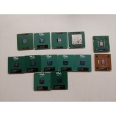 13 Vintage Intel Pentium III & AMD Athlon XP CPU's Working