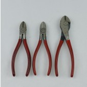 3 PROTP Pro USA Diagonal Cutting Pliers 209G 206G 212G