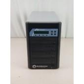 Microboards DVD PRM Pro-316 CD DVD Duplicator 1 by 3