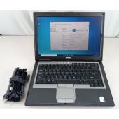 Dell Latitude D620 Laptop C2D 2.0GHz 3Gb 160Gb Windows 10 Pro