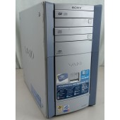 Vintage Sony Vaio PCV-RX650 Desktop P4 1.6GHz 512Mb No HDD - AS IS
