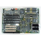 Vintage 1993 Intel Motherboard Combo w/ Pentium A80502-90 SX959 and 16Mb Memory - Tested, AS IS