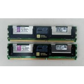 Kingston KTH-XW66764G 16Gb (2x8Gb) PC2-5300F Server Memory - Tested