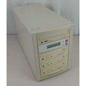 Unbranded 4x CD Disc Drive Duplicator - Tested