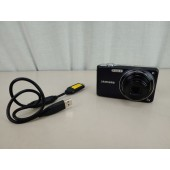 Samsung PL Series PL200 14.2MP Digital Camera + SD Battery & Cable