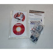 IDE DVD Drive Accessory Kit Cables And Software