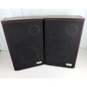 Vintage Zenith Allegro 2000 Speaker System - AS IS read description