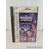 WWF WrestleMania: The Arcade Game (Sega Saturn, 1996)