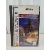 Robotica (Sega Saturn, complete)