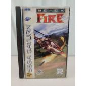 Black Fire (Sega Saturn, complete)