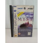 Myst (Sega Saturn, 1995)