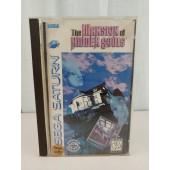 The Mansion Of Hidden Souls (Sega Saturn, 1996) COMPLETE